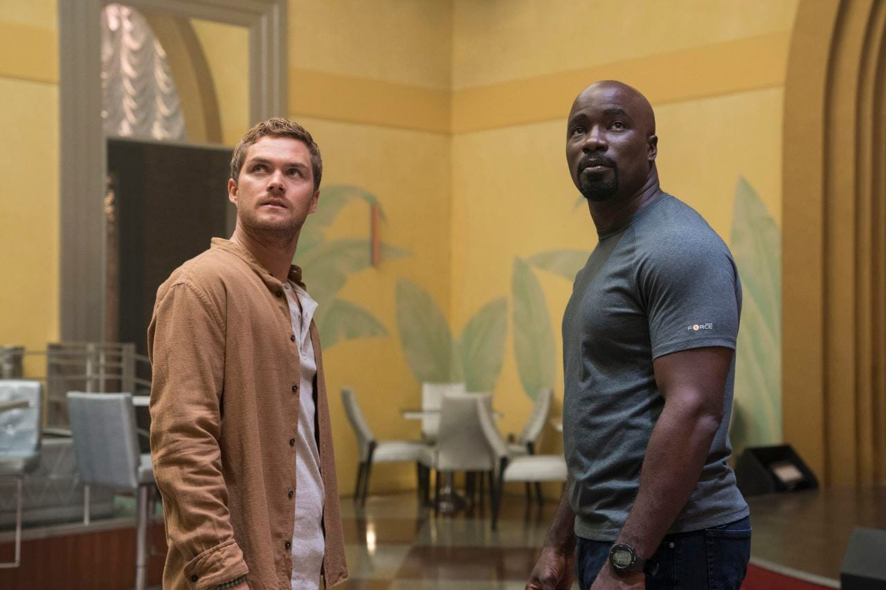 'Luke Cage' Actor Mike Colter Reacts to Netflix Series Being Canceled