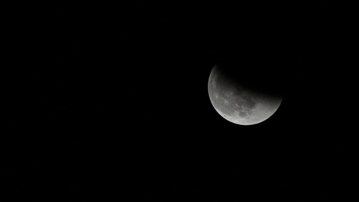 Lunar Eclipse Marks Moon Landing's 50th Anniversary, to Be Visible in Five Continents on July 16-17 Night