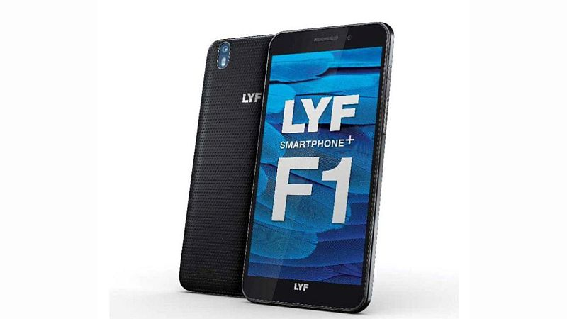 Lyf F1 Plus Launched in India: Price, Release Date, Specifications, and More