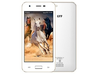 Lyf C451 With 4G VoLTE Support Launched in India: Price, Specifications