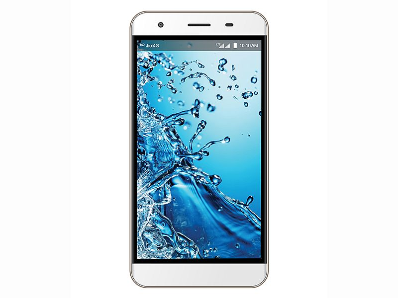 Lyf Water 11 With 3GB of RAM, VoLTE Support Launched at Rs. 8,199