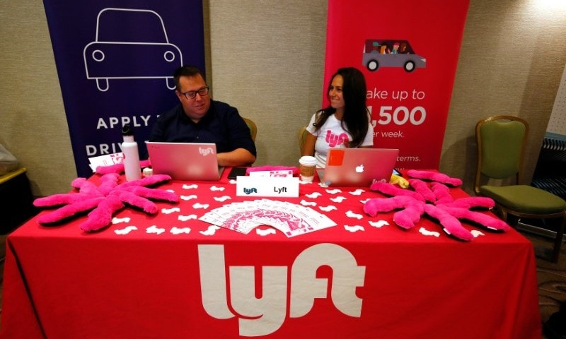 Google Parent Alphabet Said to Be in Talks to Invest in Lyft