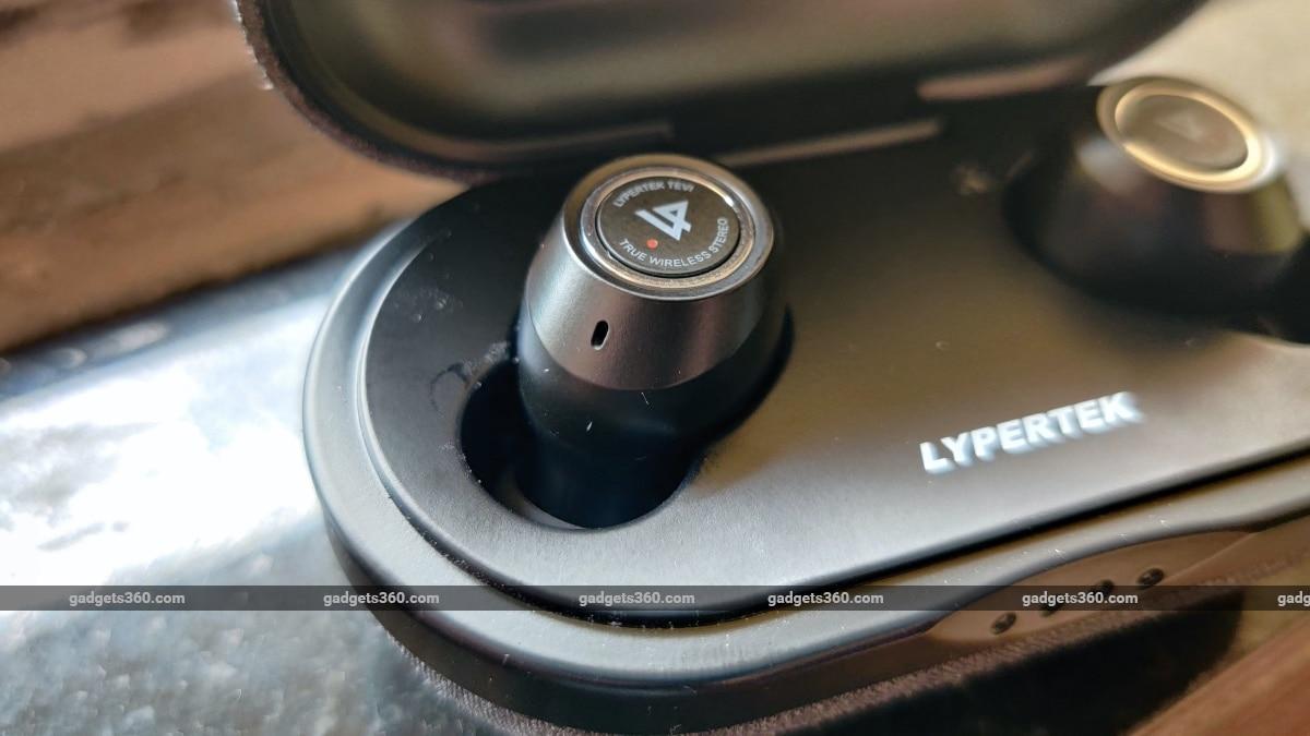 lypertek tevi review charging Lypertek Tevi