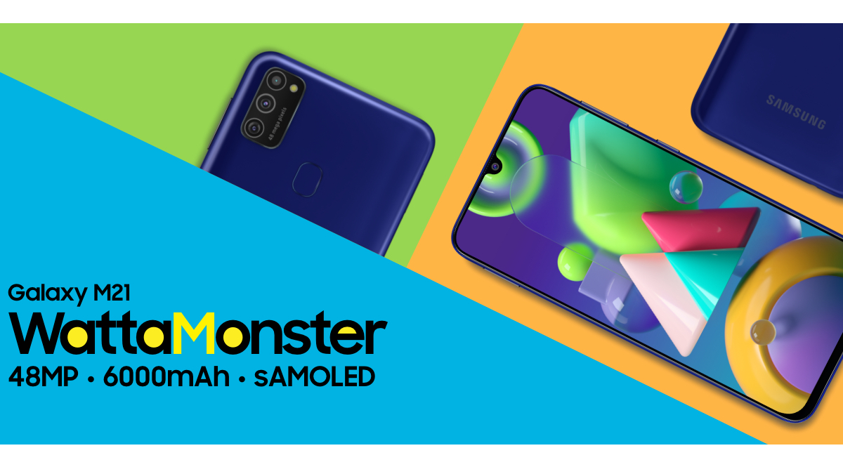 Why Samsung Galaxy M21 Is an Ideal Phone for Millennials Under Rs. 20,000