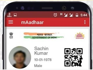 mAadhaar App Review: The New UIDAI App Is a Work in Progress