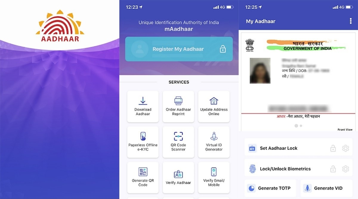 UIDAI Launches More Secure mAadhaar App for Android, iOS