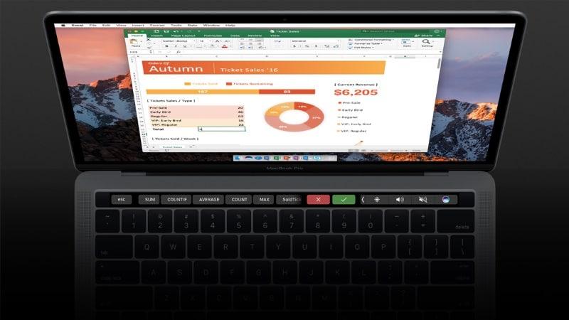 macbook pro excel MacBook Pro Excel