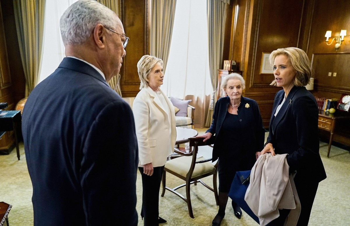 Amazon Prime Video Censors Madam Secretary in India Over Hindu Nationalism Subplot