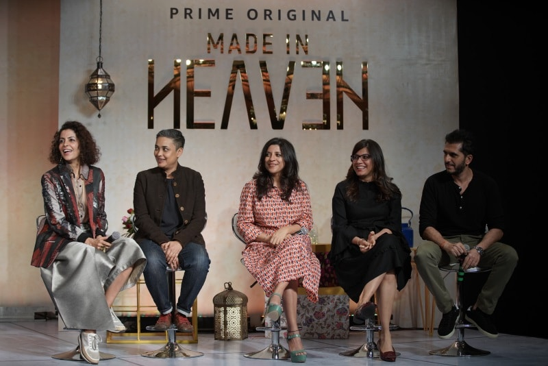 How Amazon's Made in Heaven Married the Best Stories From India With Techniques From the West