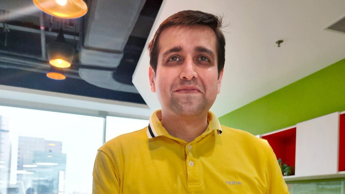 Realme India CEO Madhav Sheth: Next Poster Boy of Indian Smartphone Industry?