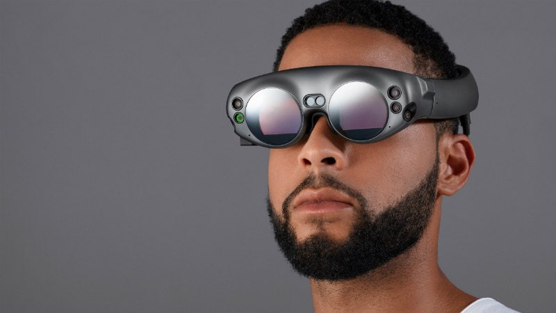 Magic Leap One Mixed Reality Glasses, Shipments of 'Creator Edition' to Go Live in 2018
