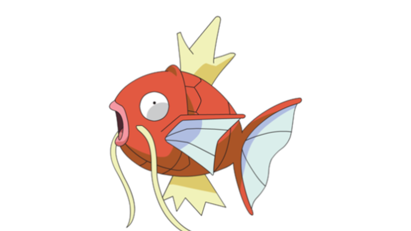 Pokemon: Magikarp Jump is out now on Android and iOS