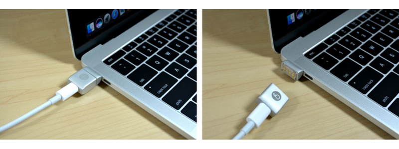 MagNeo USB Type-C Connector Is a MagSafe Replacement With Charging, Data, and Video Capabilities