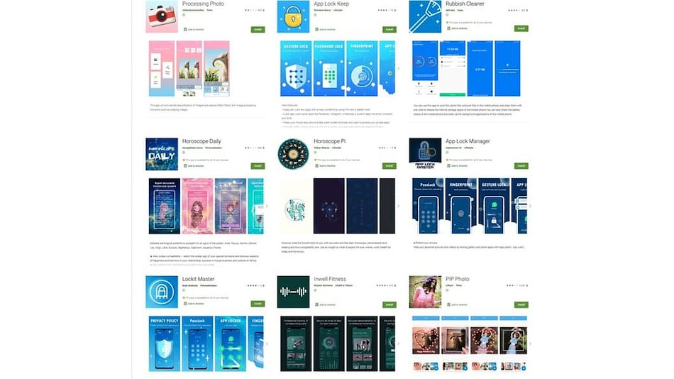 Google Play Store Removes Nine Malicious Apps That Reportedly Stole Users Facebook Login Credentials