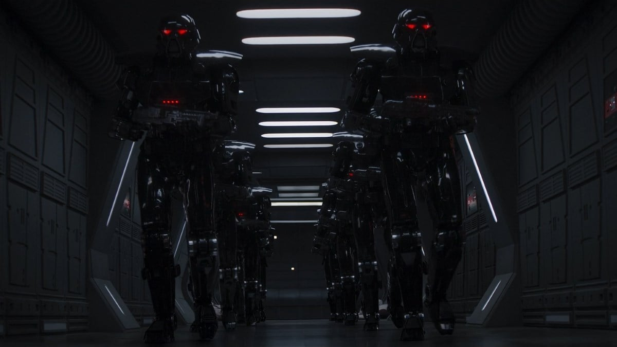 mandalorian season 2 episode 8 dark troopers mandalorian season 2 episode 8
