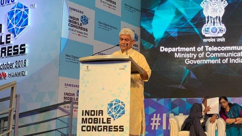 IMC 2018: Telcos to Roll Out 1 Million Wi-Fi Hotspots by December 2019, Says Telecom Minister