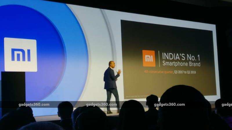 Xiaomi to Launch a Qualcomm Snapdragon 675 Smartphone Soon, Manu Kumar Jain Confirms