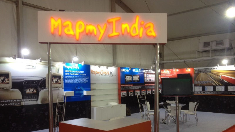 MapmyIndia Showcases Street View Competitor 'RealView', Partners With ISRO, Idea, and Others