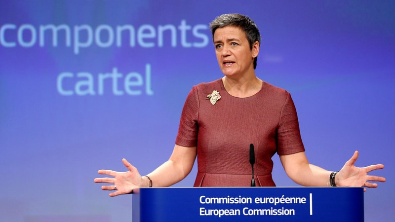 Apple Probe Being Considered by EU Antitrust Watchdog: Vestager