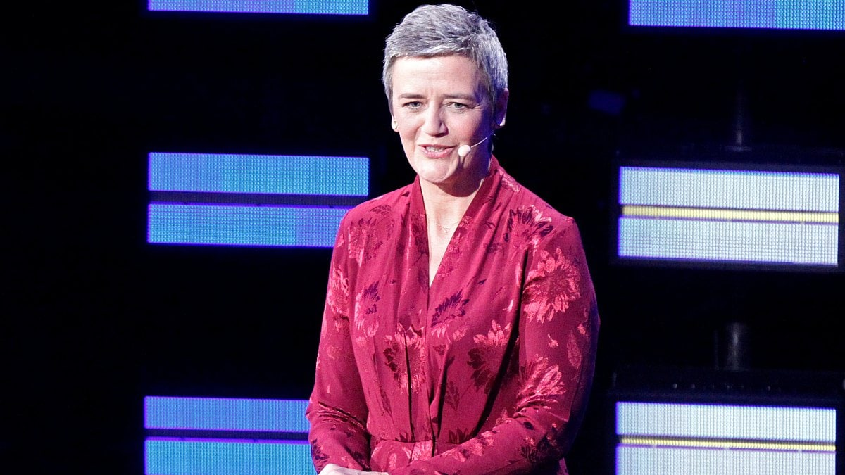 Facebook Breakup Would Be Solution of Last Resort, Says EU's Vestager