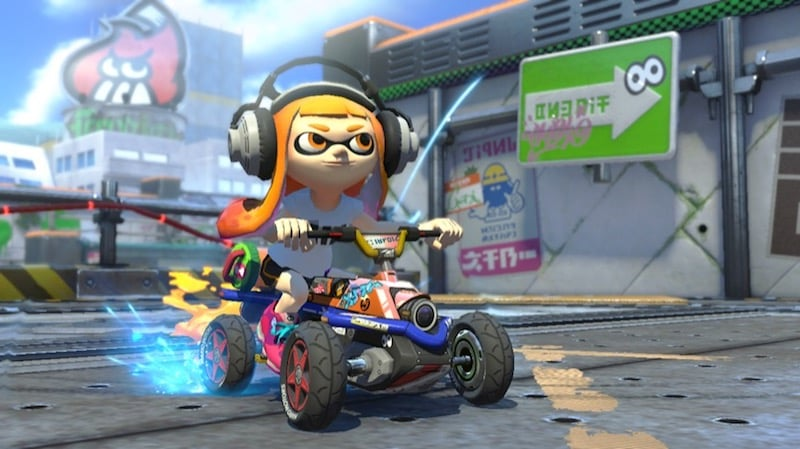 Mario Kart 8 Deluxe Nintendo Switch Review