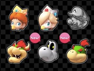 Meet the 6 New Characters in Mario Kart 8 Deluxe