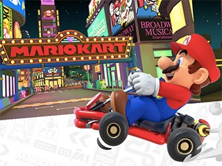 Mario Kart Tour Now Available to Download (and Play) on Android, iOS