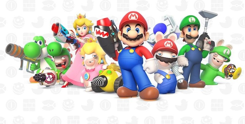 Mario + Rabbids Kingdom Battle's Creative Director on How It Was Made for the Nintendo Switch