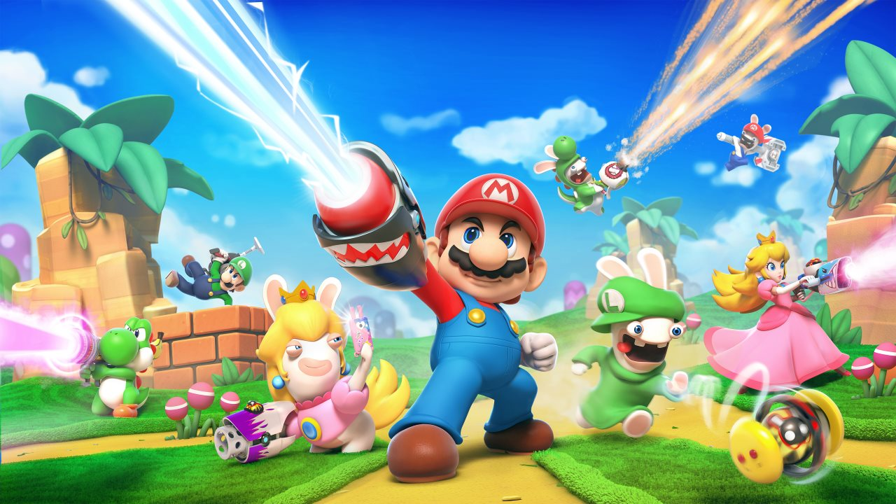 Mario + Rabbids Kingdom Battle Nintendo Switch Review