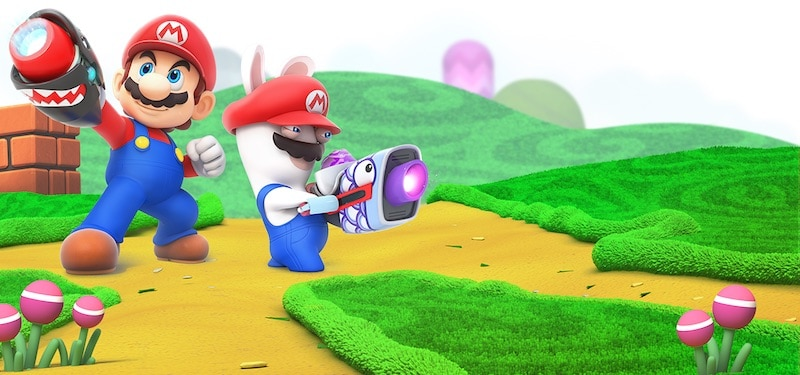 mario rabbids kingdom battle mario gun mario_rabbids_kingdom_battle