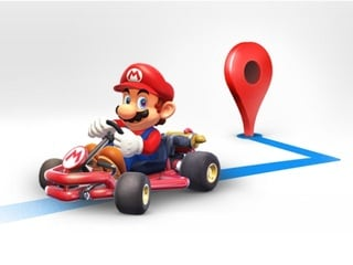 Google Maps Gets 'Mario Time' Navigation for a Week, Thanks to MAR10 Day