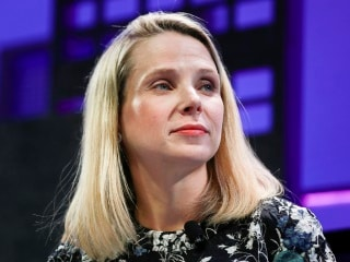 Marissa Mayer Fades Out as Yahoo Set to End Its Run