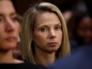 Former Yahoo CEO Marissa Mayer Apologises for Data Breaches, Blames Russians
