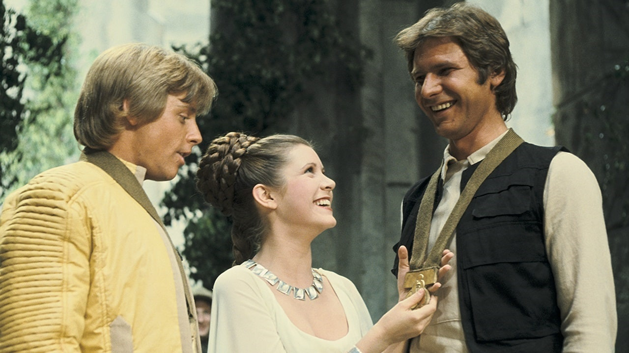Carrie Fisher, Star Wars Princess, Dies at 60
