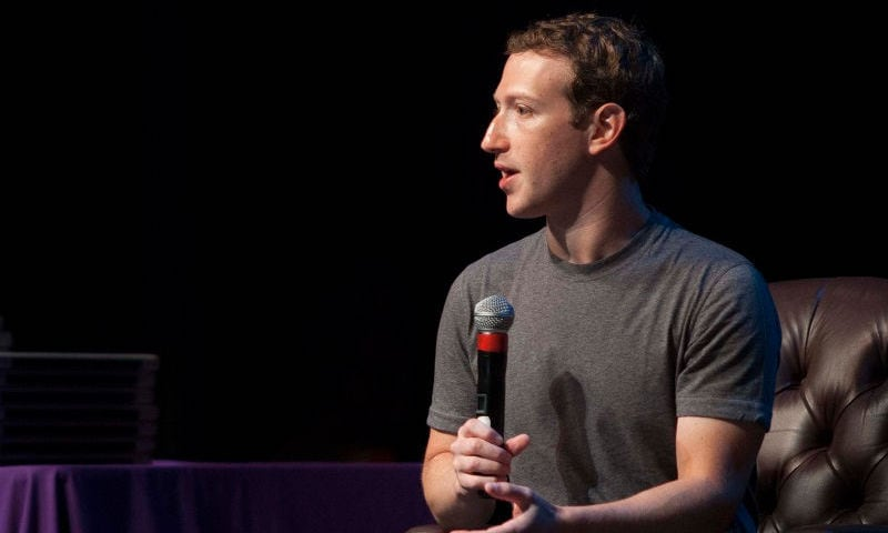 Mark Zuckerberg's Pinterest Account Reportedly Hacked by OurMine