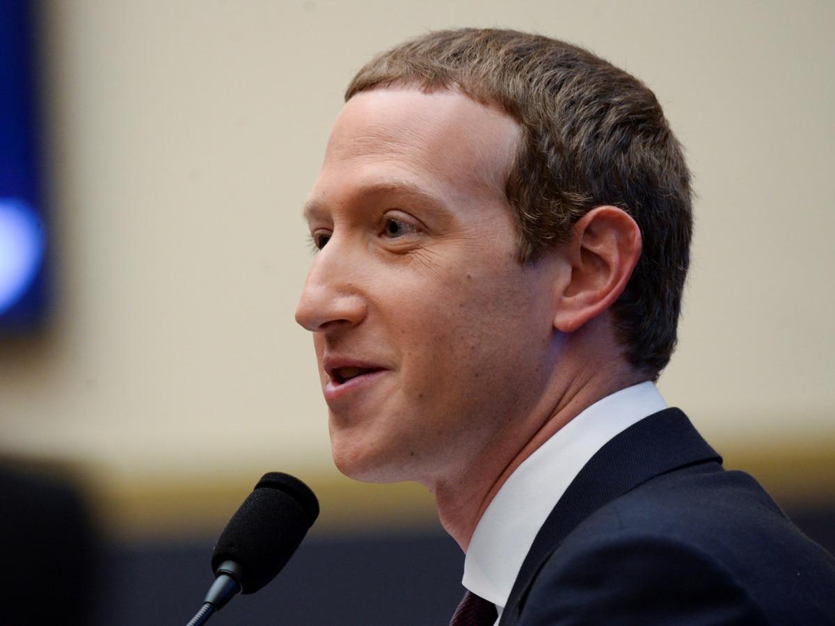 Mark Zuckerberg Has a Secret TikTok Account: Report - NDTV
