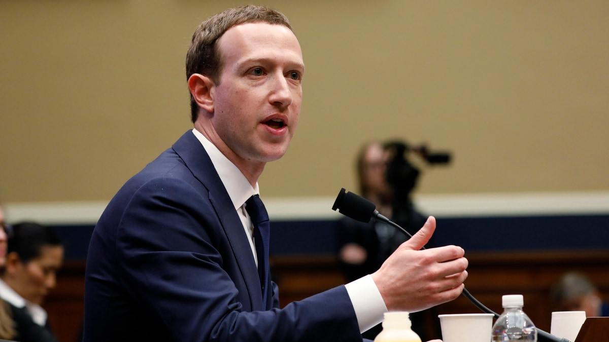 Facebook CEO Mark Zuckerberg Should Be Liable for Privacy Missteps, Top US Lawmaker Says