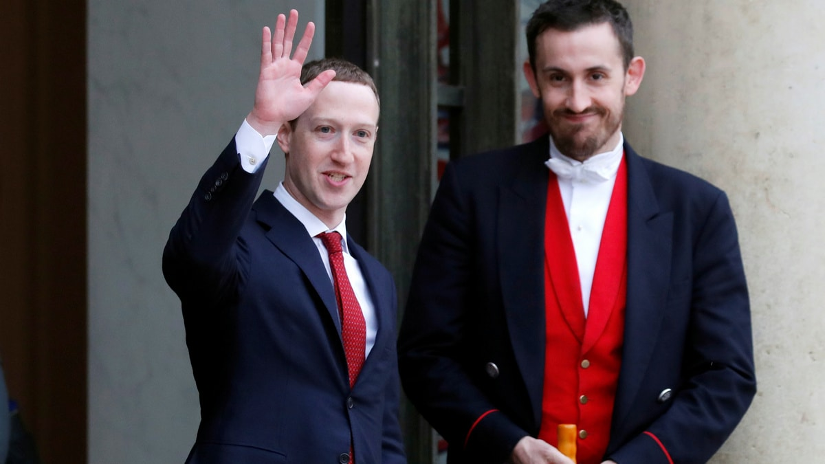 Facebook CEO Mark Zuckerberg Rejects Call to Break Up the
