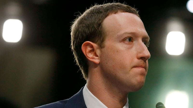 Mark Zuckerberg to Capitol Hill: 'It was my mistake and I'm sorry'