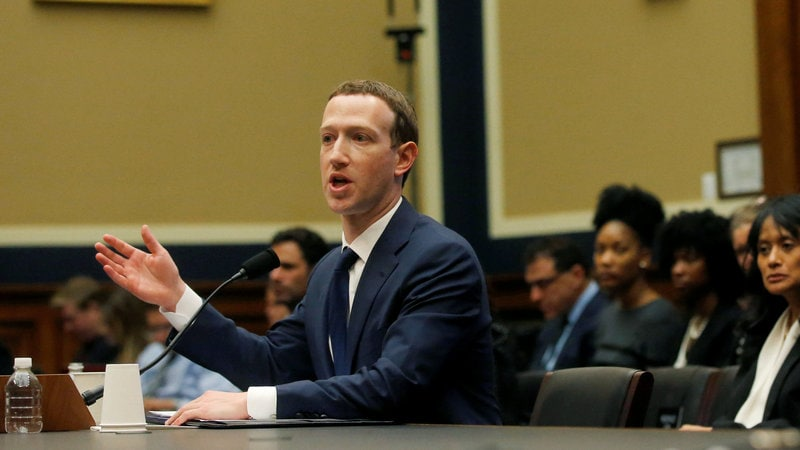 Facebook CEO Mark Zuckerberg Says 'We Don't Sell People's Data'