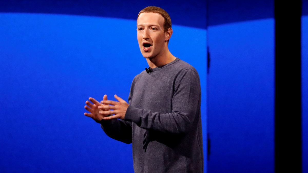 Facebook CEO Mark Zuckerberg Says Kenosha Post Did Not Violate 'Call to Arms' Policy