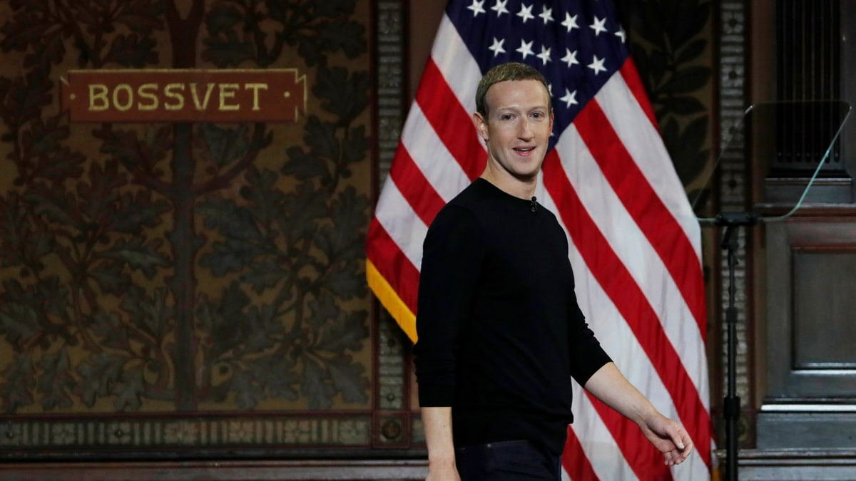 Facebook's Zuckerberg Criticises TikTok for Censoring Protesters