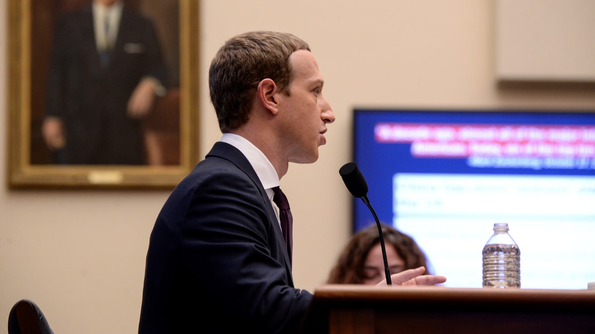 Facebook's Zuckerberg Grilled in US Congress on Digital Currency, Privacy, Elections