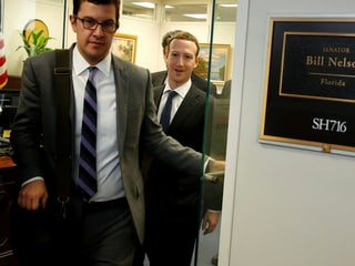 Yes, Mark Zuckerberg Will Wear a Suit to Congress Testimony