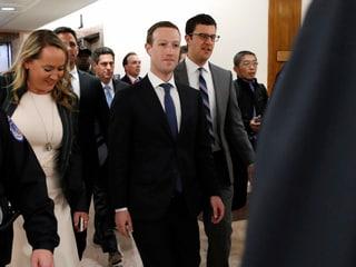 Tough Questions Facebook's Zuckerberg Can Expect From Congress
