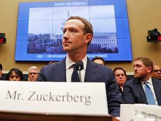 Facebook's Mark Zuckerberg Faces Another Request to Testify - in Europe