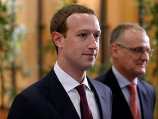 Facebook CEO Zuckerberg May Be Summoned by Australia Over Huawei Data Deal