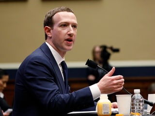 Facebook CEO Says 'Still Looking Into' Exposed User Account Data Report