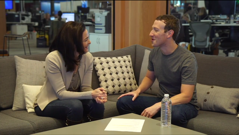 Zuckerberg Says Facebook's a 'New Kind of Platform, Not a Traditional Media Company'