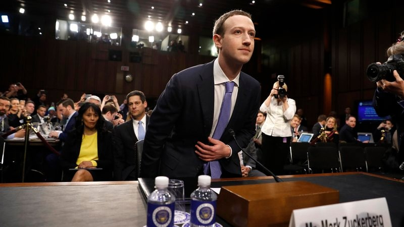 8bf85a3689a Did anyone really think Facebook founder Mark Zuckerberg would come to  Capitol Hill to testify before Congress wearing a T-shirt or a hoodie?